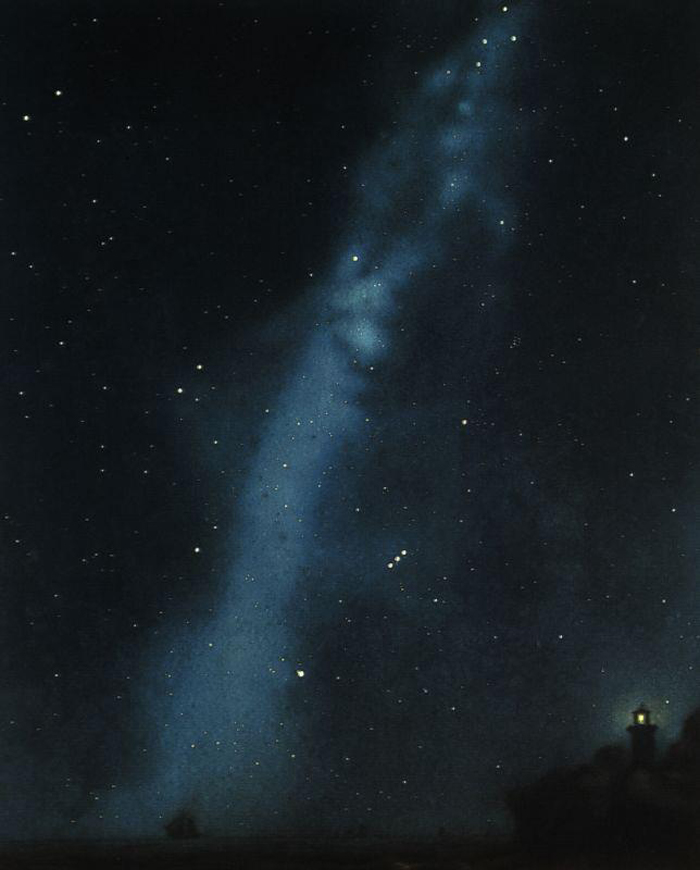 Etienne Leopold Trouvelot, 'A Part of the Milky Way VIsible in Winter', 1875